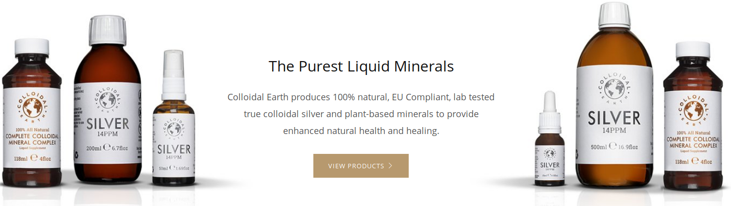 The health benefits of colloidal silver