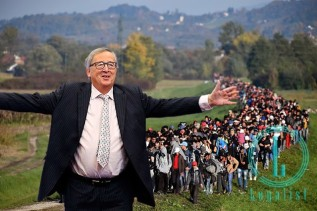 Junckers-migranten